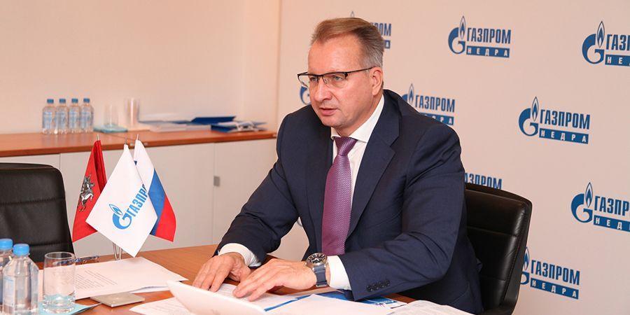 Портфель цифровых проектов Газпром недра: строительство скважин, мониторинг бурения, консолидация ГГПИ