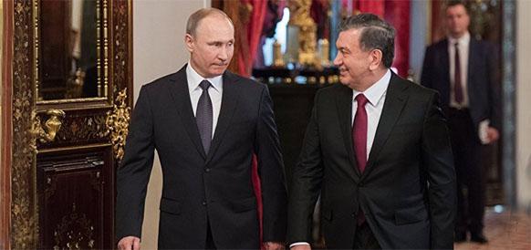 Новый шаг в отношениях. Россия и Узбекистан готовы расширять сотрудничество в энергетике и не только