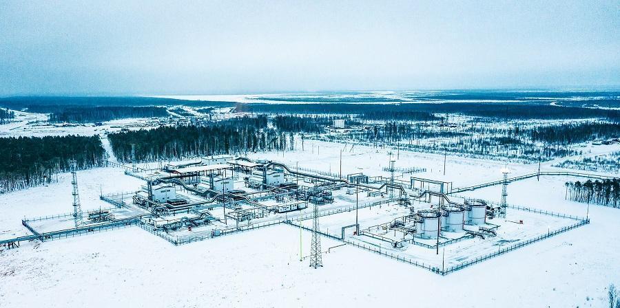 Газпромнефть-Восток в 2019 г. увеличил добычу углеводородов на 6%
