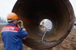 Грузия пропустила российский газ