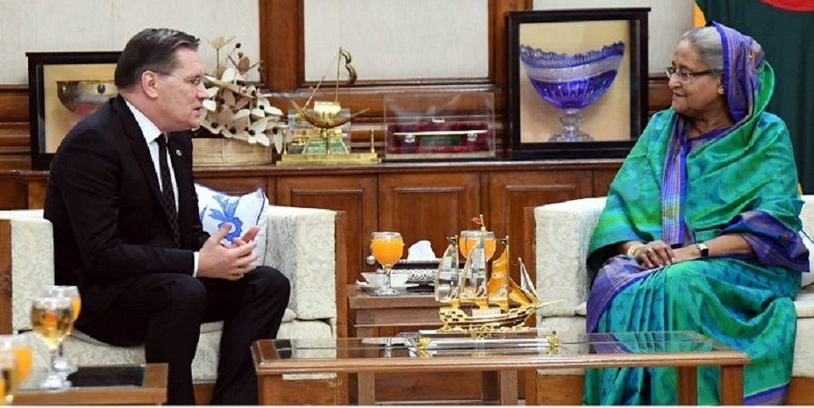 ROSATOM develops cooperation with Bangladesh