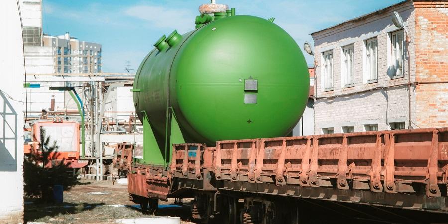 ЗиО-Подольск отгрузил сепаратосборник для АЭС Руппур