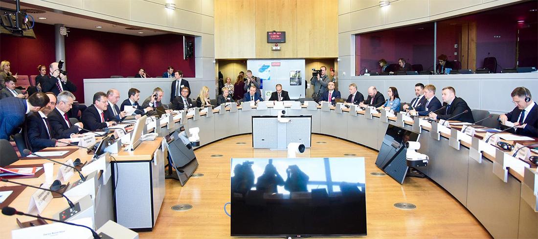 Конструктив или разочарование? В г. Брюссель состоялся очередной раунд переговоров по газу в формате Россия - Украина - ЕС