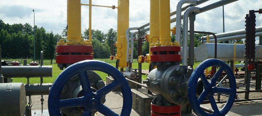 В ПХГ Европы остается рекордно низкий уровень запасов газа