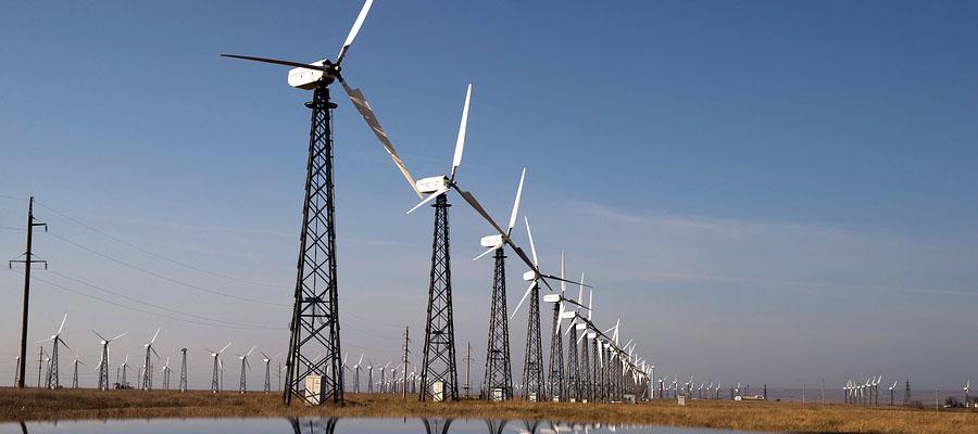 1-й в России ветроэнергетический кластер могут создать в Ульяновской области