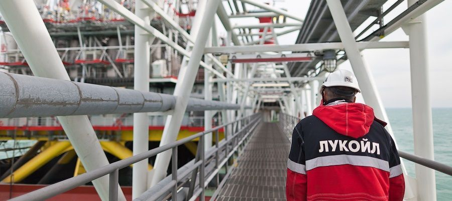 LUKOIL presented its environmental expertise with respect to Baltic fields development
