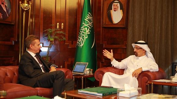 Министр энергетики Саудовской Аравии: мы не используем нефть как инструмент давления