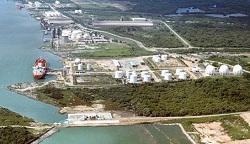В.Янукович в Катаре узнал об отказе  Gas Natural Fenosa  участвовать в проекте строительства СПГ-терминала