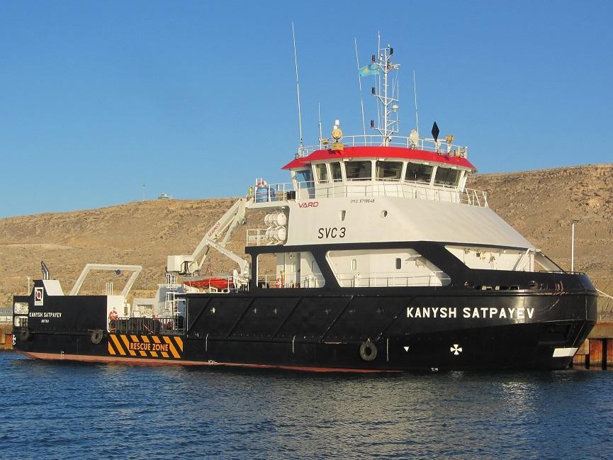 Caspian Offshore Construction: курс на рынок Северного Каспия