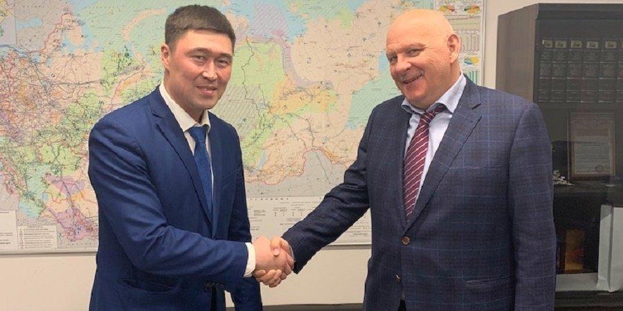 В Москве обсудили сотрудничество АО «РНГ» с администрацией Сунтара