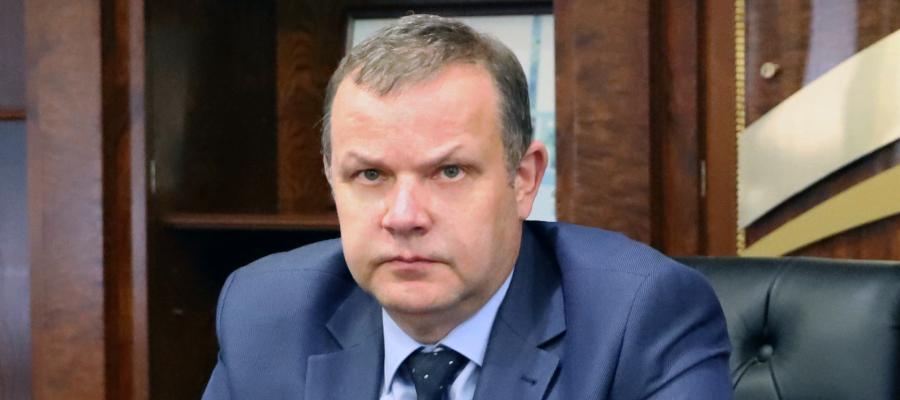О. Маслин возглавил Газпром межрегионгаз Ставрополь