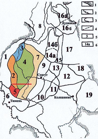 Фроловская фациальная зона неокома Западной Сибири в свете оценки перспектив нефтегазоносности