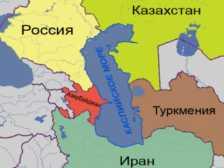 Запасы газа на Каспийском шельфе превышают 6-7 трлн м3