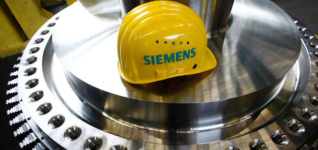 Siemens strikes $823.8 million deal with Libya to build power plants