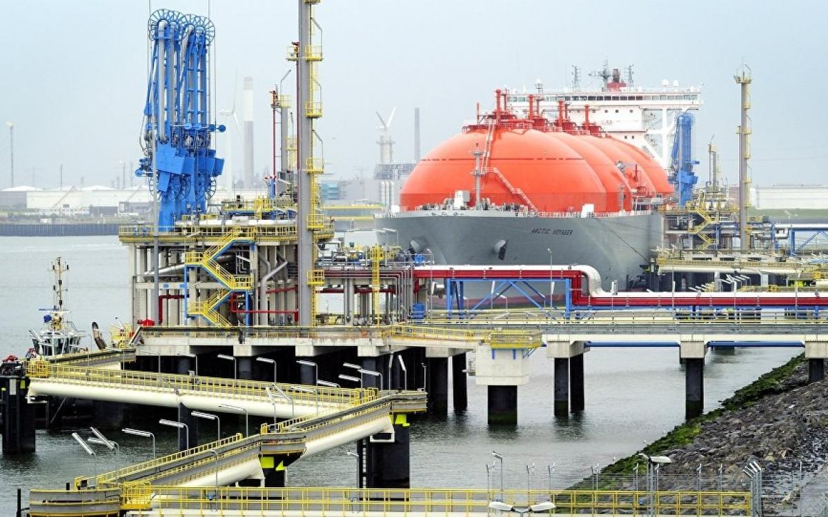 Борьба за газовый рынок декарбонизированной Европы