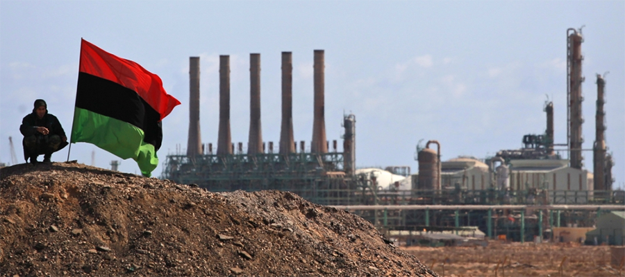 Libya's NOC lifted force majeure on oil exports, but has warned production will be low