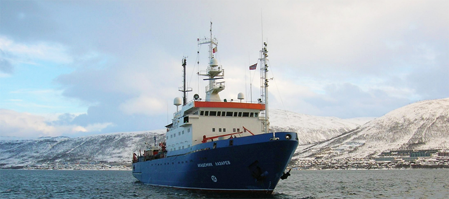 Rosgeo completed unique geophysical surveys to identify the external boundaries of the Russian comninental shelf