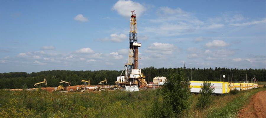 Удмуртнефть ввела в эксплуатацию Весеннее месторождение
