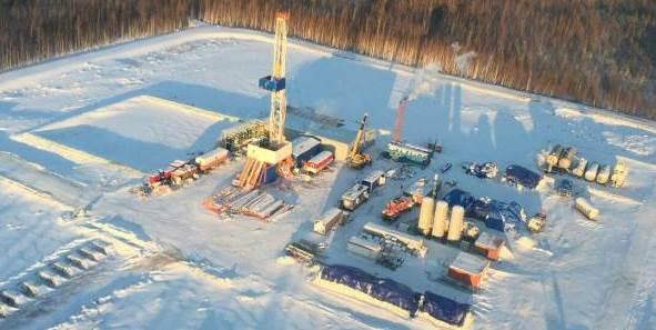 Rosneft's Taas-Yuryakh Neftegazodobycha reports 2016 production increase of 18.9%