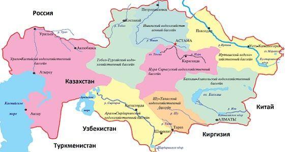 Нефтегазовая отрасль промышленности Казахстана, угольная и электроэнергетическая