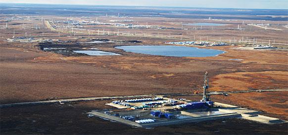 Мессояханефтегаз завершил строительство эксплуатационной скважины повышенной сложности на Восточно-Мессояхском месторождении