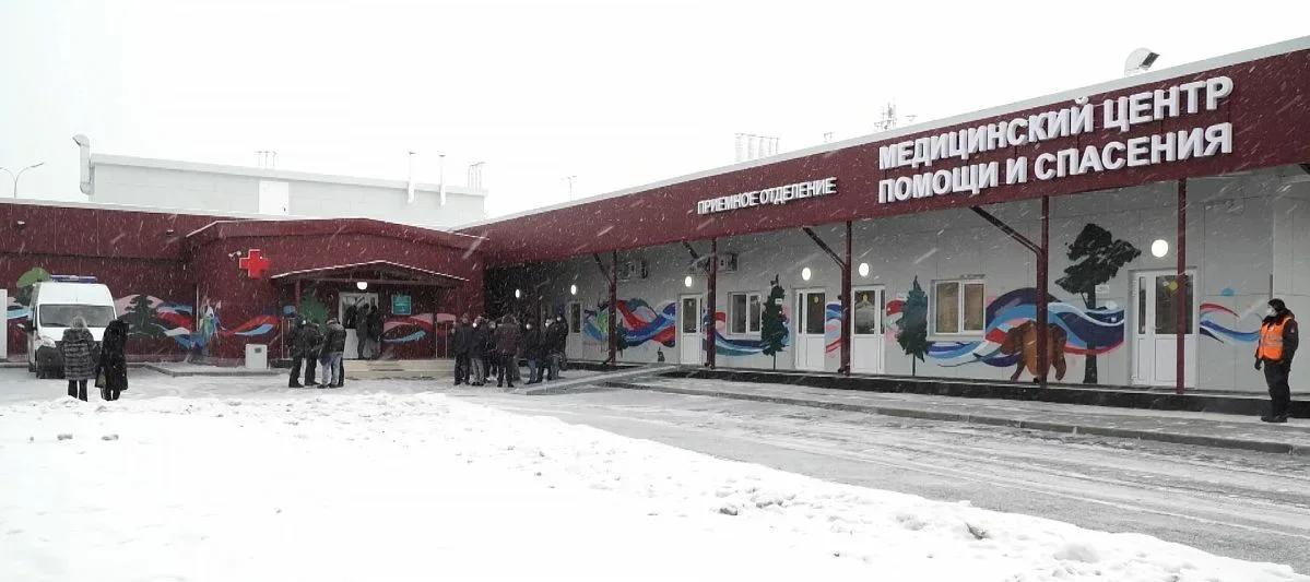 Сибирский госпиталь за 5 месяцев