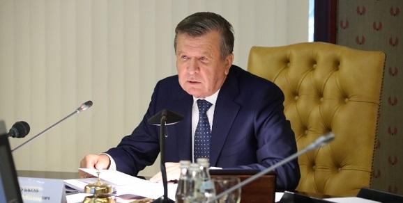 Газпром посоветовал главам регионов наладить системную работу с теплоснабжающими организациями — должниками за газ