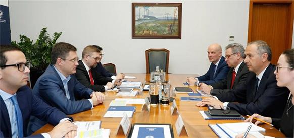 Enel активно развивает российские ВИЭ. Подписана документация по финансированию ветропарка в Мурманской области