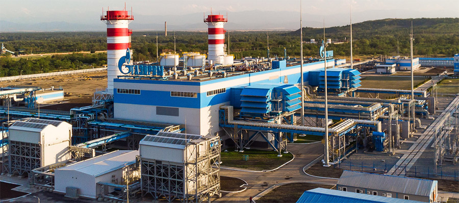 2nd power unit of Grozny TPP comes onstream