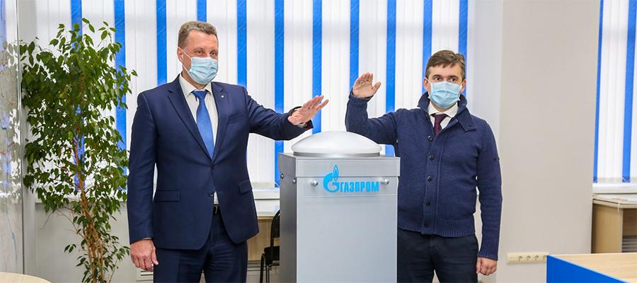 В Ивановской области завершено строительство газопровода-закольцовки между ГРС Круглово и ГРС Лежнево