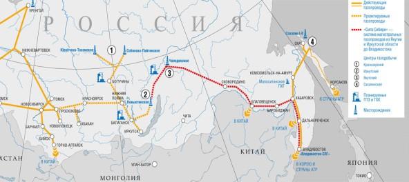 Газпром: Сегодня компанией сварено 1150 км труб, что соответствует 53% от общей протяженности газопровода Сила Сибири-1