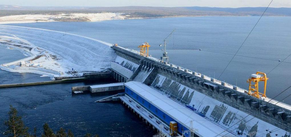 Богучанская ГЭС. Полная готовность к зиме