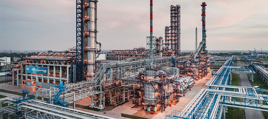 Омский НПЗ строит очистные сооружения «Биосфера»