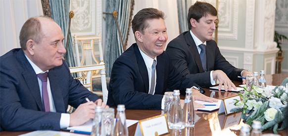 Газпром расширяет круг потенциальных партнеров по Балтийскому СПГ. Меморандум о взаимопонимании подписан с Itochu