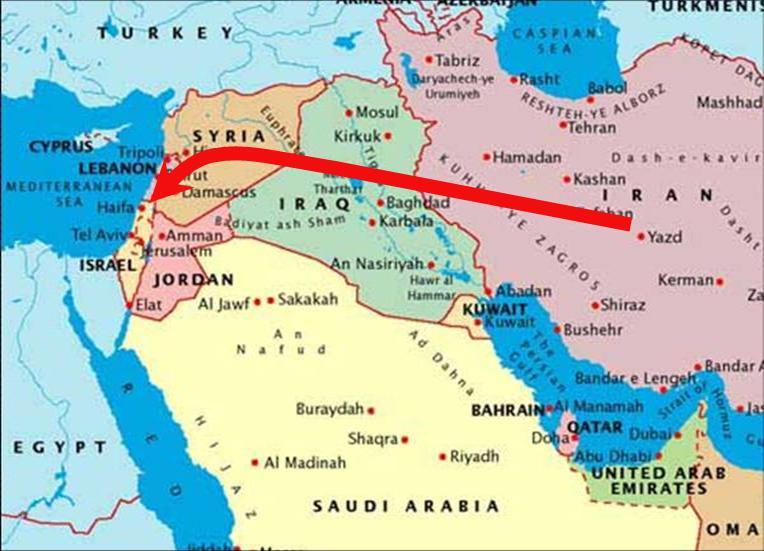 Иран, Сирия и Ирак подпишут крупнейшее соглашение