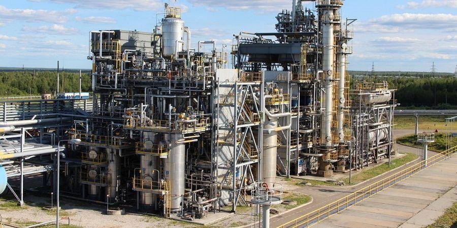 Роснефть приступила к модернизации блока газоочистки Отрадненского ГПЗ