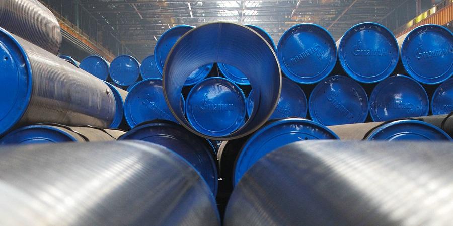 Северсталь начала отгрузку труб большого диаметра Газпрому для освоения Харасавэйского месторождения