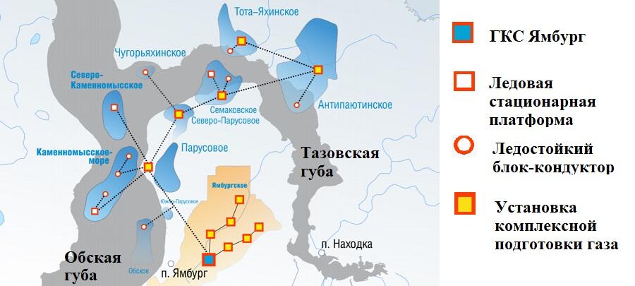 3 астраханских верфи задействуют в строительстве модулей ледостойкой стационарной платформы Каменномысское-море по заказу Газпрома