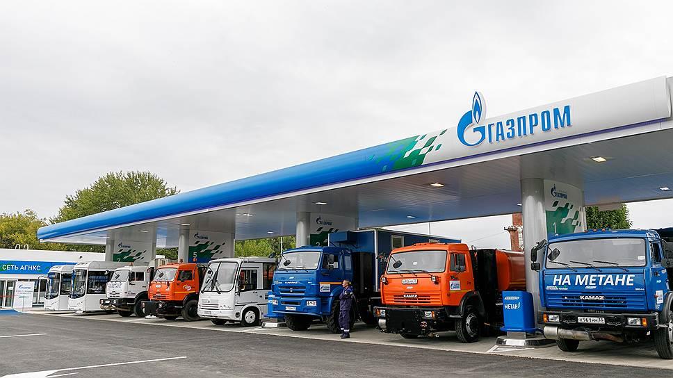 Частные инвестиции в газомоторную инфраструктуру