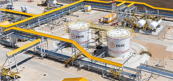 ННК-Саратовнефтегаздобыча добыло 2 млрд м3 газа