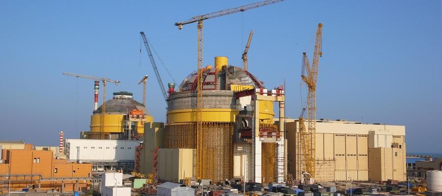 В Индию отправлена 20-я партия оборудования для АЭС Куданкулам