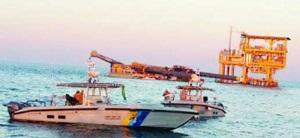 27 декабря 2013 г  у берегов  Саудовской Аравии затонула мобильная платформа Aramco-4, погибли 3 иностранных рабочих