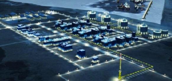 Практически весь газ, произведенный на Ямал СПГ, пойдет в страны АТР