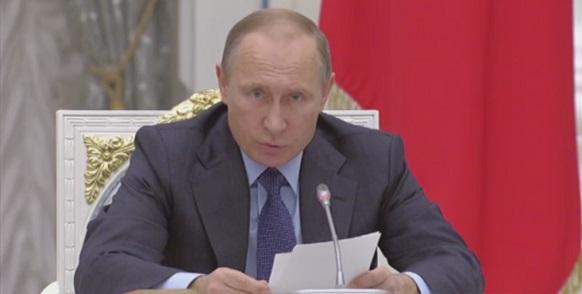 Тезисы В.Путина на Президентской комиссии по ТЭК 27 октября 2015 г