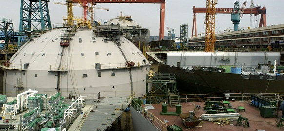 DNV GL led standardization JIP with Korean yards could cut project costs by 15%