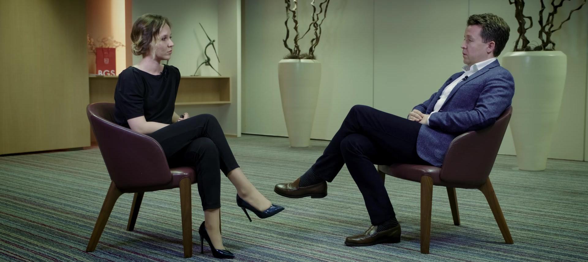 Цифровая нефтяная компания. Интервью с директором по цифровой трансформации Газпром нефти Андрей Белевцевым