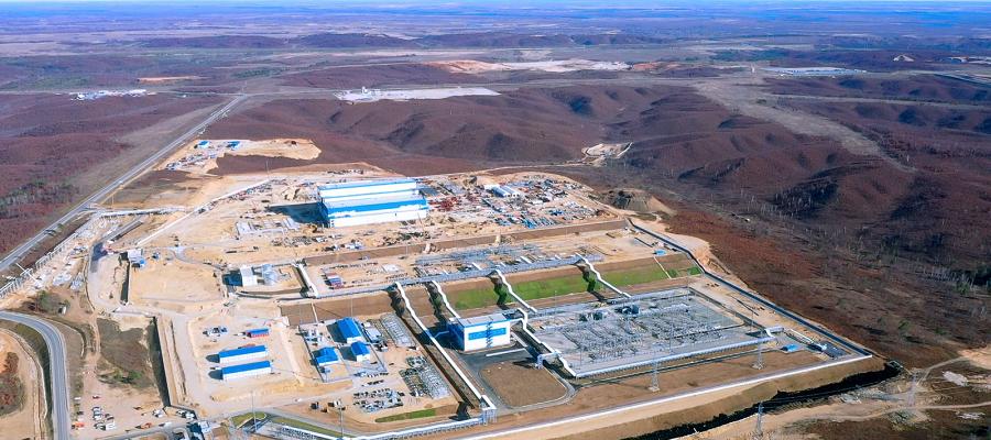 На Свободненскую теплоэлектростанцию начали подачу газа из Силы Сибири