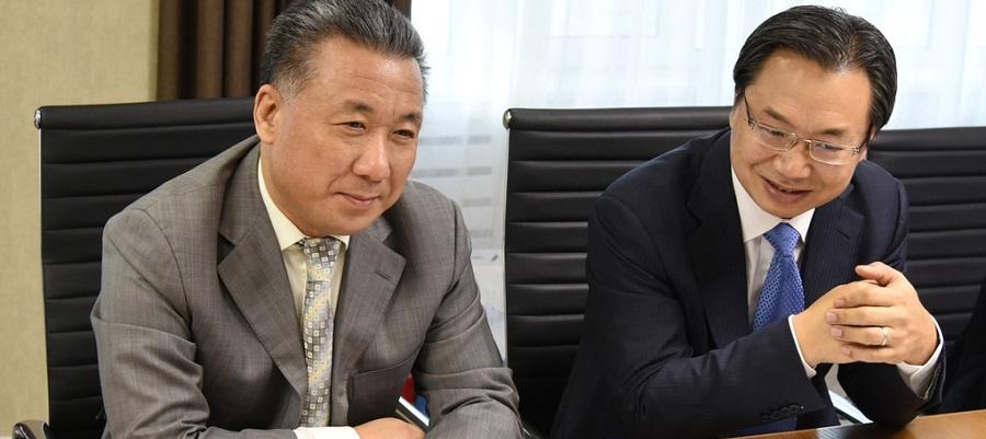 Узбекистан и Китай ускорят строительство 4-й нитки МГП Центральная Азия - Китай