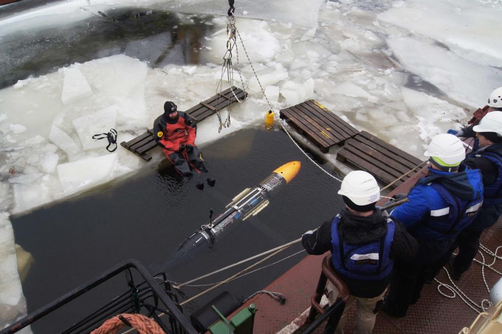 Морская робототехника