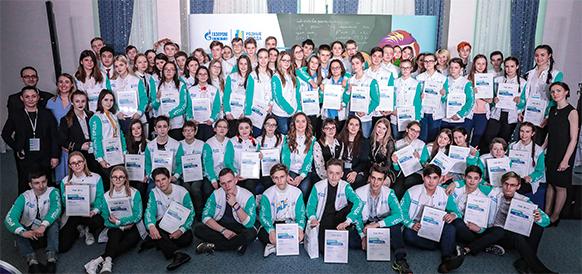 Газпром нефть подвела итоги 4-го турнира по нефтегазовой тематике «Умножая таланты»